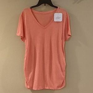 Isabel Maternity V-Neck T-Shirt XXL